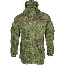 Russia Russian Army GORKA 3 Jacket Canvas field coat EMR Digital flora by SPLAV
