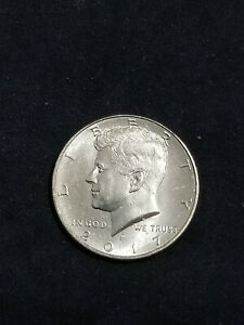 Mint Roll Coin Money Fifty Cent 2016 P/&D President Kennedy Half Dollar Coin U.S