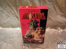Dinosaurs - V. 2  Mating Dance (VHS, 1991) Disney Video Jim Henson