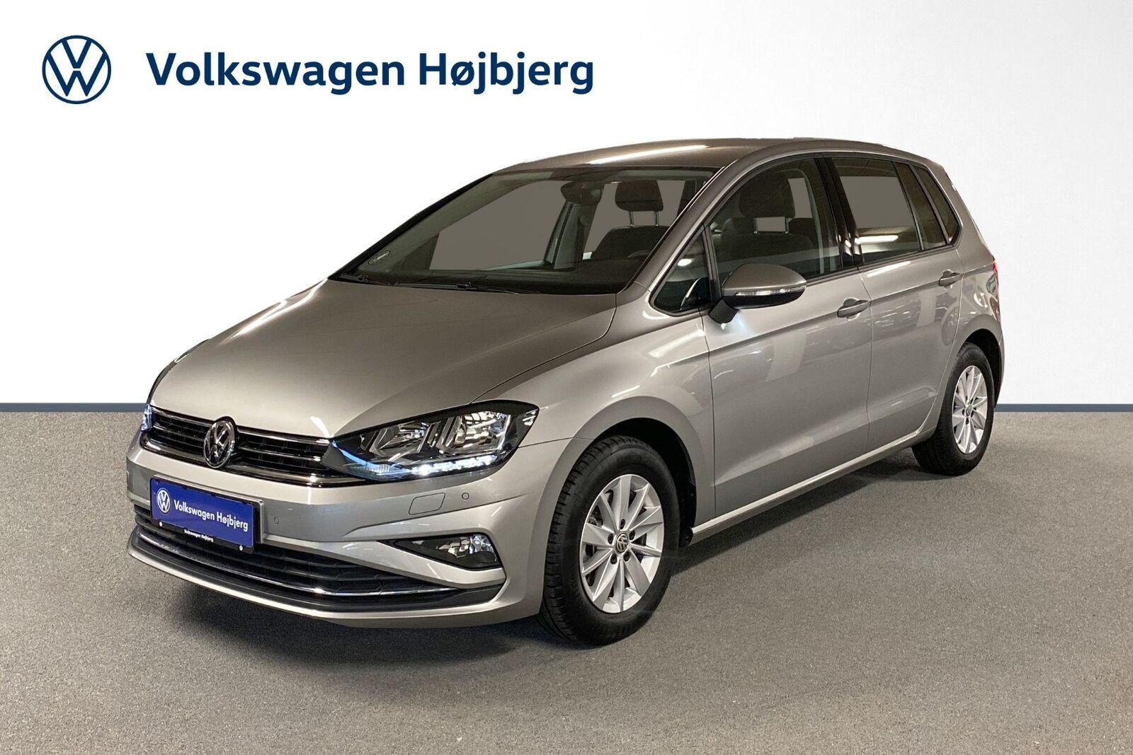 VW Golf Sportsvan 1,5 TSi 130 Comfortline DSG 5d - 269.900 kr.