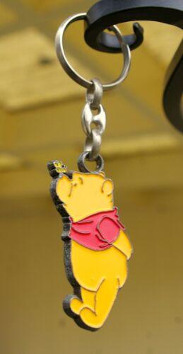 Winnie The Pooh Hunny Honey Bee Nose Metal Enamel Keychain by Disney /& Sedesma