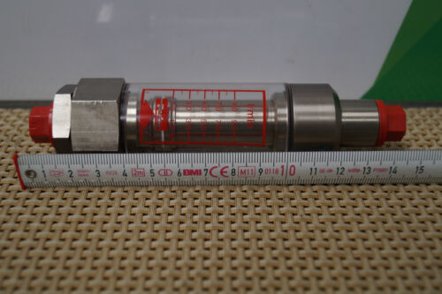 Parker Hannifin fm26122312 por medidor de flujo sin usar