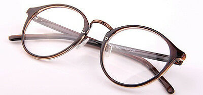 Fashion Designer Vintage Girl glasses Cute Clear Lens Nerd Geek Eyewear Eyeglass