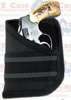 Ace Case Black Pocket Concealment Holster Fits S&w 642 Made In U.s.a.