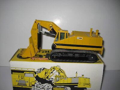 Caterpillar 245 Escavatore Alta Cucchiaio Pacman Logo #177.1 Nzg 1:50 Ovp-mostra Il Titolo Originale