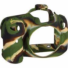 Easycover Easy Cover Silicon Camera Case Camouflage - Canon 1200D