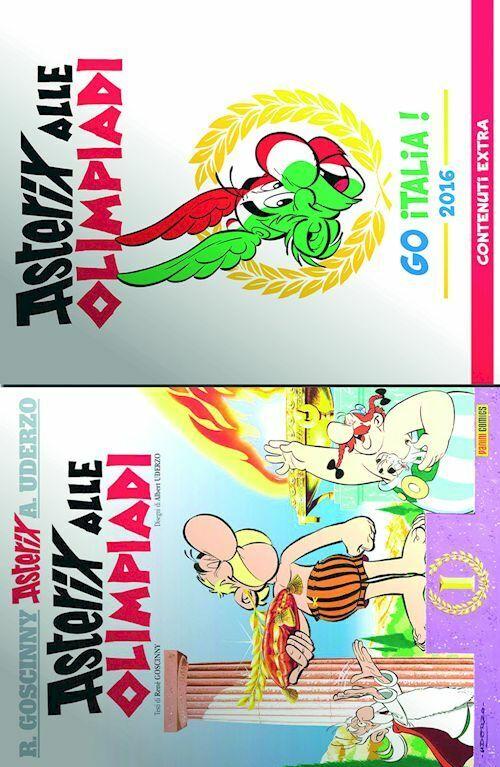 ASTERIX ALLE OLIMPIADI  - GOSCINNY RENE, UDERZO ALBERT - Panini Comics