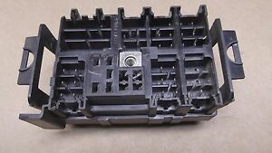 s l300 ☆1999 02 silverado sierra oem passenger side dash fuse box panel House Fuse Box at soozxer.org