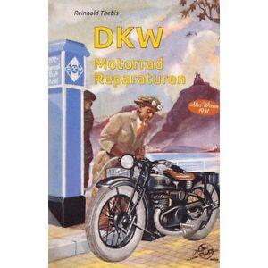 DKW-MOTORRAD-Reparaturen-Reparaturanleitung-Reparaturbuch-Handbuch-1931-Buch