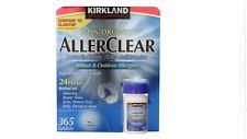 Kirkland Non Drowsy Allerclear Loratadine Tablets, Antihistamine 10mg, 365-Count