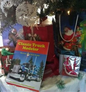 Classic Truck Modeler magazine, one year subscription (six issues)