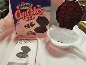 Hostess mini cupcake maker recipe book