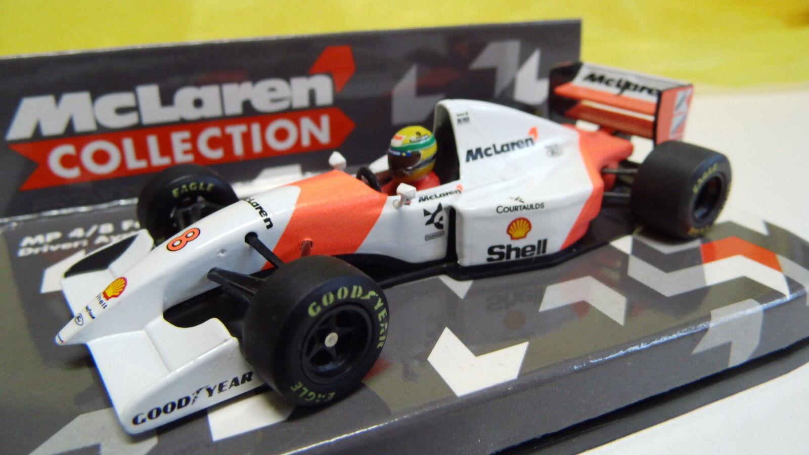 Minichamps 1  43 McLaren Ford MP 4 8 A. senna 530930008 a369 d'occasion OVP