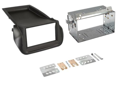 Radio CD Double Din Panneau Avant fascia panel Surround CT23CT06 pour CITROEN NEMO