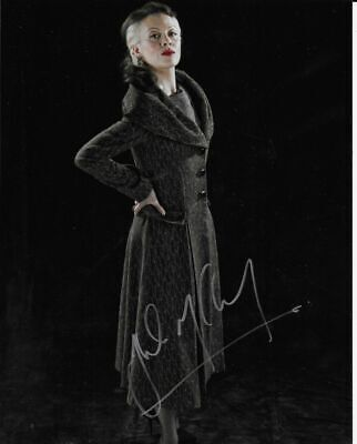 HARRY POTTER personally signed 10x8 - HELEN McCRORY as ...