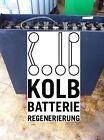 Gabelstaplerbatterie, Stapler Batterie, Elektrostapler, Stapler, Staplerbatterie