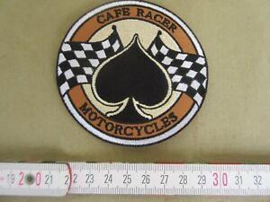 Patch Cafe Racer Biker Hot Rod Nose Art Rockabilly V8 US Car Ratty Oldtimer V12