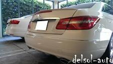 for Painted 2010-16 Mercedes-Benz C207 E-Class 2d coupe E350 E550 Trunk Spoiler