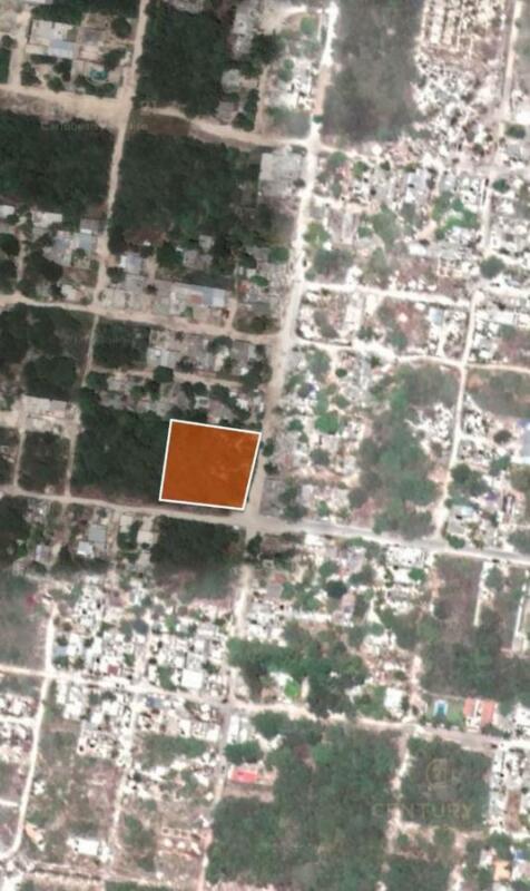 En Venta Terreno en Cancún Alfredo V. Bonfil C2849