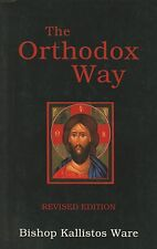 Orthodox Way by Kallistos Ware (1979, Paperback)