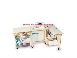Image Is Loading Brand New Horn Sewing Machine Storage Cabinet Nova