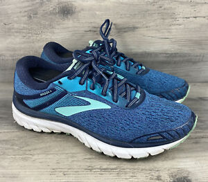 Brooks-Womens-Adrenaline-GTS-18-1202681B495-Blue-Tennis-Running-Shoes-Size-9-5