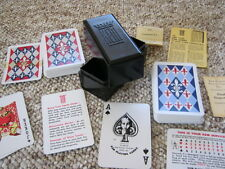 Vintage Playing Cards - KEM - Double Deck with Box (Bakelite?) - 1950's
