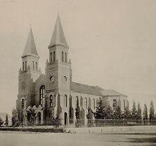 1899 PRINT COLONIAL SOUTH AFRICA BLOEMFONTEIN DUTCH REFORMED CHURCH