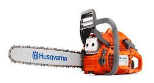Husqvarna-450-20-034-50-2cc-Gas-Powered-2-Cycle-Chainsaw-Certified-Refurbished