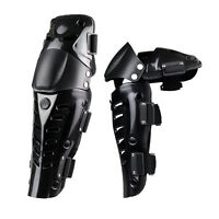 Elbow Knee Shin Armor Protector Guard Pads for Motorcycle Cycling Motocross New