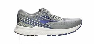 Brooks-Mens-Adrenaline-Gts-19-Grey-Blue-Running-Shoes-Size-9-5-1632841