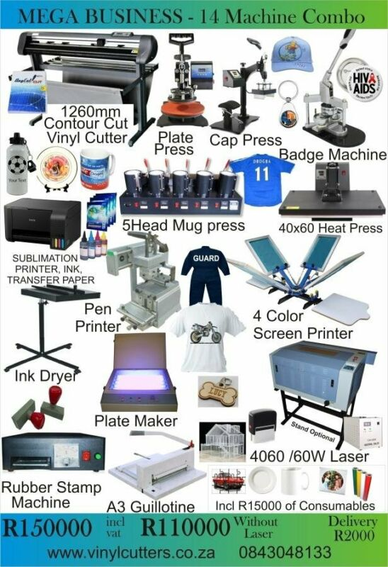 Work from the comfort of your home - Start Printing Today