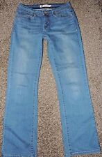 LEVI'S Curvy 929 Boot Cut jeans! Stretch Denim Lighter Wash SZ 8 (W29/L32)
