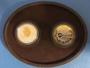 2001-Canada-5-Dollar-amp-GB-2-Pound-Sterling-Silver-Marconi-2-Coin-Set-28-86g