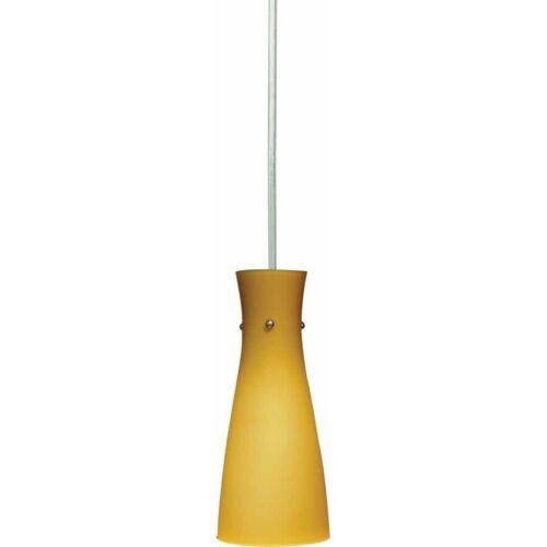 Volume Lighting 1-Light Brushed Nickel Mini-Pendant Brushed Nickel V1754-33