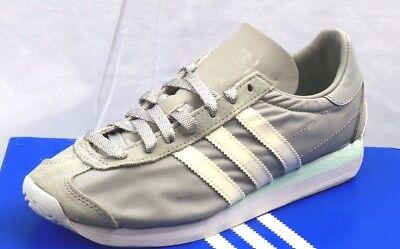 Adidas counrty og Señoras Zapatillas nuevo tamaño de Reino Unido 4 (U14) pantalla ex