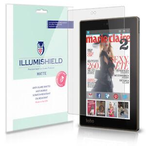 iLLumiShield-Anti-Glare-Matte-Screen-Protector-3x-for-Kobo-Arc-7-HD-Compatible