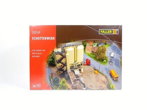OVP Schotterwerk neu Faller H0 130169