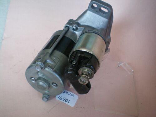STARTER MOTOR HONDA ACCORD 1986 to 1989  L4//2.0L Engine w//Manual Trans