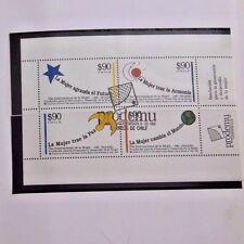 Chile 1995 Folder Prodemu Fundacion Promocion y Desarrollo de la Mujer
