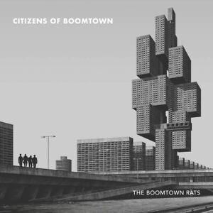 The Boomtown Rats Ciudadanos De Edición Limitada Oro LP Vinilo/Sellado