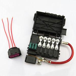 1 Set Battery Fuse Box&Plug For AUDI A3 Skoda Seat VW Jetta Golf MK4 Bora  Beetle | eBayeBay