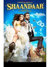 Shaandaar (2015) -  Shahid Kapoor, Alia Bhatt - hindi movie dvd bollywood