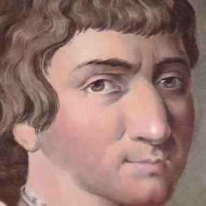 Portrait-XVIIIe-Charles-VIII-L-039-Affable-Dauphin-De-France-Valois-Anne-De-Beaujeu