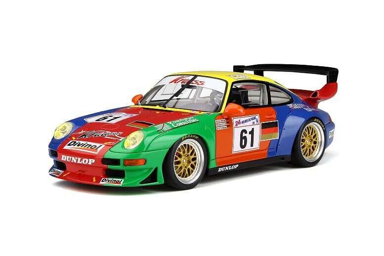 nuevo estilo Porsche 911 (993) le mans   61 Krauss Krauss Krauss  1998  nuevo  gt Spirit gt754  1 18  Con 100% de calidad y servicio de% 100.