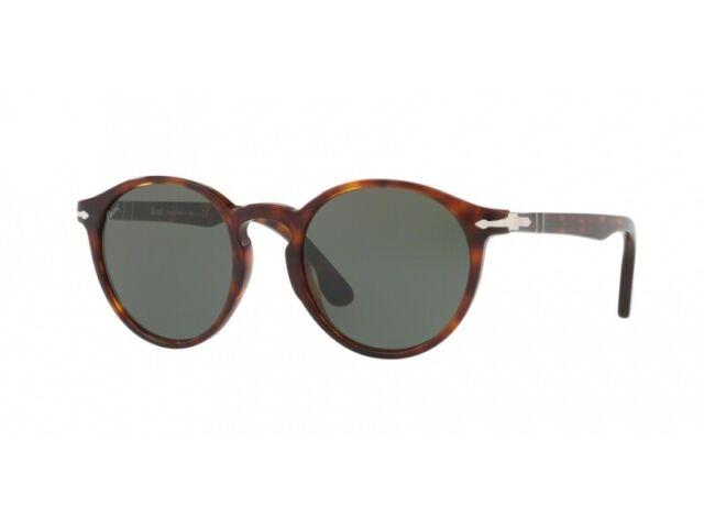 Sunglasses Persol Authentic PO3171S Havana Green 24//31