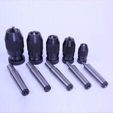 5 Pc 164 34 Pro Series Keyless Drill Chucks Combo Set Amp 5 Pc 3mt Arbors Mt3