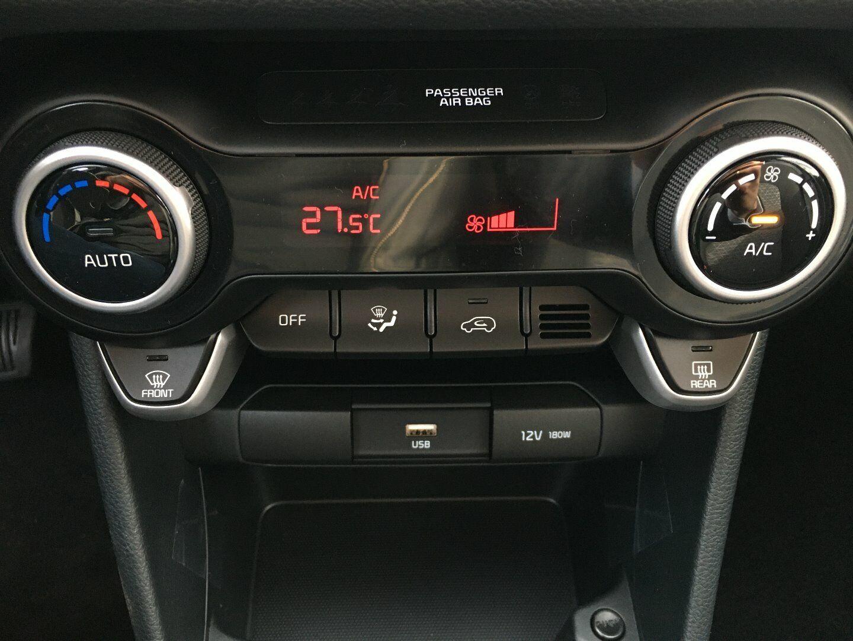 Kia Picanto 1,0 Upgrade AMT - billede 13