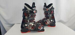 Atomic-Hawx-80-Men-039-s-Ski-Boots-Size-26-5-Black-US-8-8-5