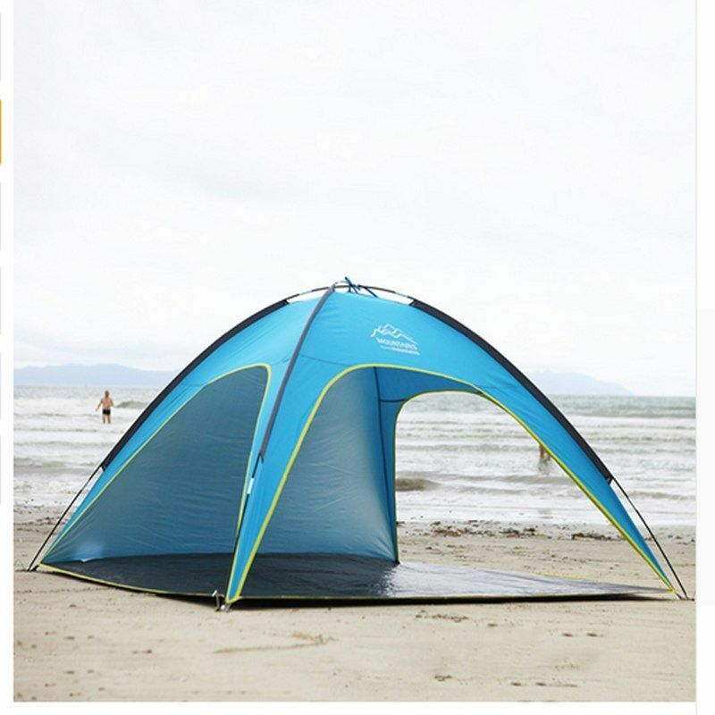 Beach Tent Portable Sun Shelter Uv Prossoection Pool Pop Up bambino Play Shade House